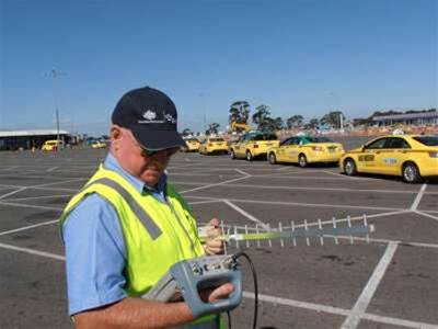 Melbourne cabbie fined over GPS jammer