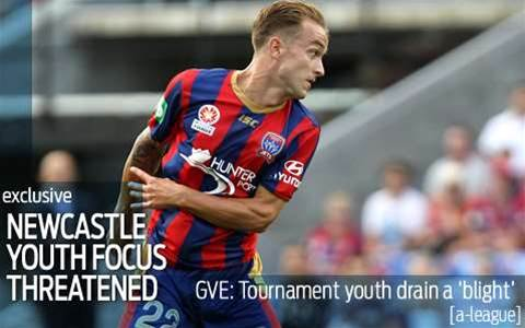 Olyroo drain threatens Jets' youth focus