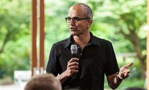 Microsoft expected to name Satya Nadella CEO