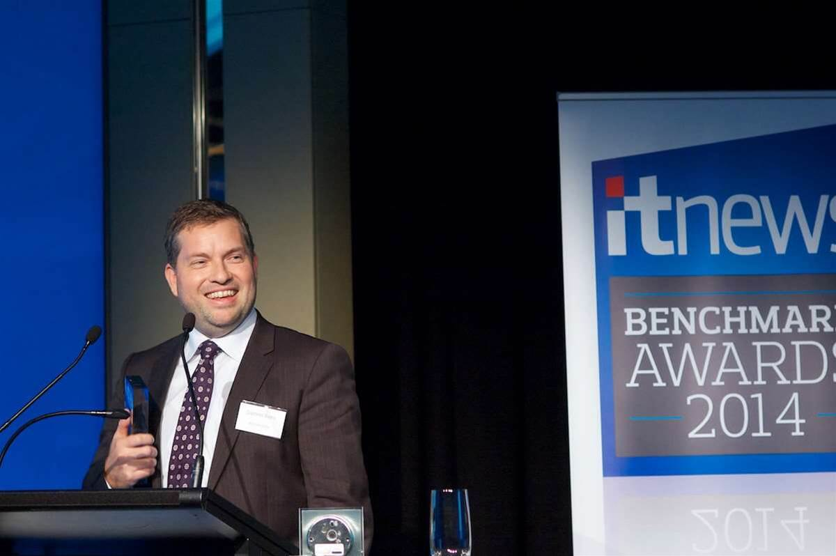 Damon Rees crowned Retail CIO of the Year