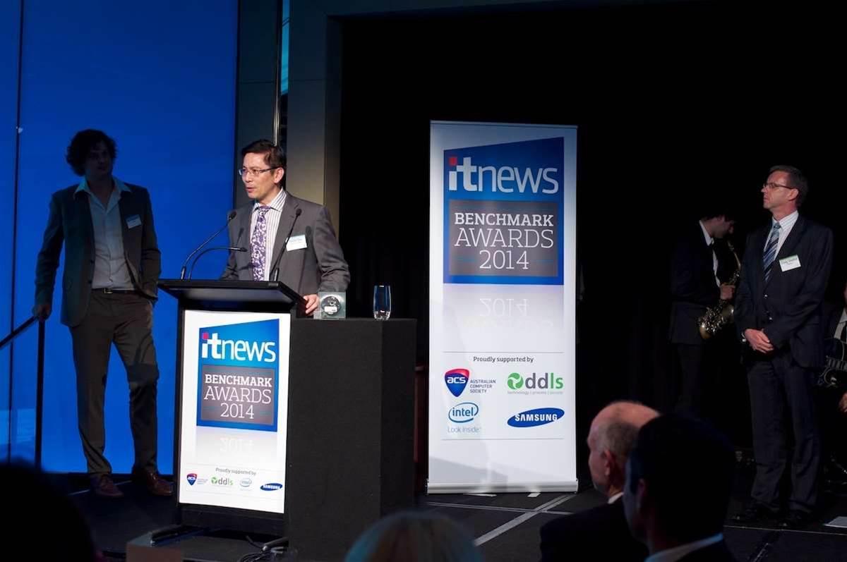 David Gee named Finance CIO of the Year