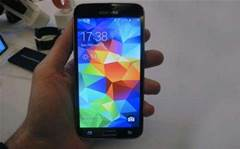 Another phone with Telstra's Blue Tick: The Samsung Galaxy S5