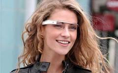 Podiatrist using Google Glass in operating room