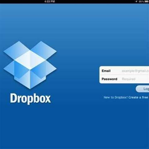 Dropbox drops the ball