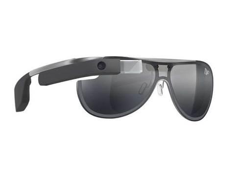 Designer Google Glass headsets revealed