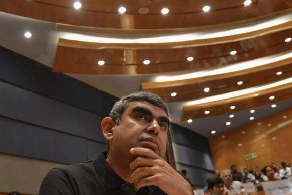 Infosys names new CEO