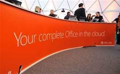Ex-Microsoft Windows chief can't sign up for Office 365