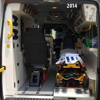 Queensland Ambulance prepares to go mobile
