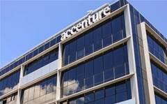 Accenture office raided