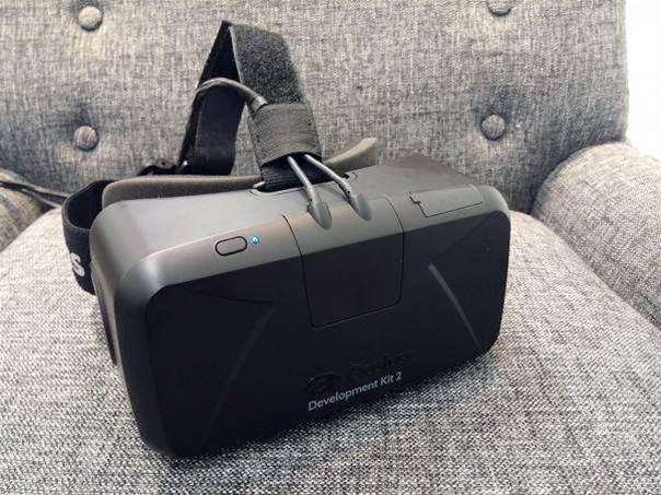 Eyes on with the Oculus Rift Dev Kit 2
