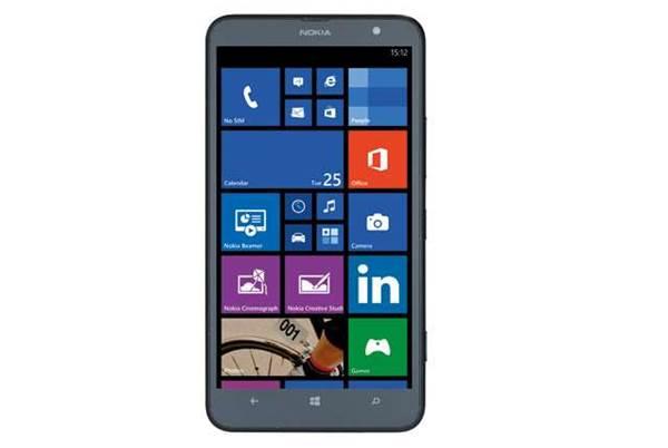 Nokia's Lumia 1320 reviewed: a superb alternative to a more expensive Lumia