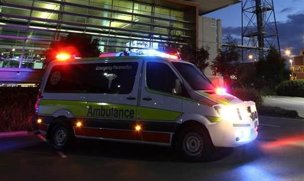 Ambos with iPads to the rescue in Queensland