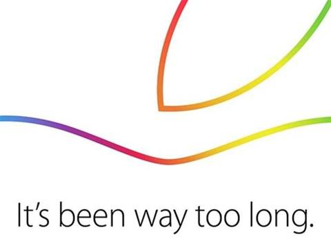 iPad Air 2 expected at Apple event this week