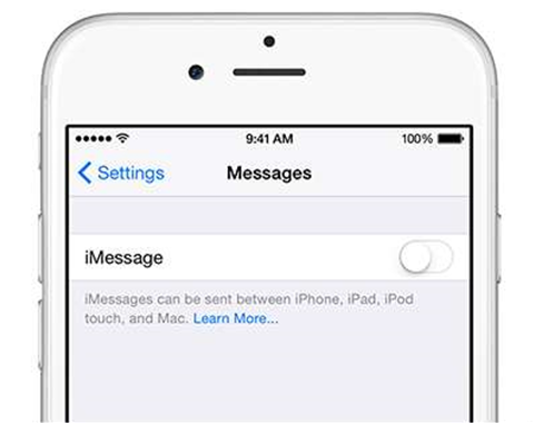 how to send disappearing messages on imessage