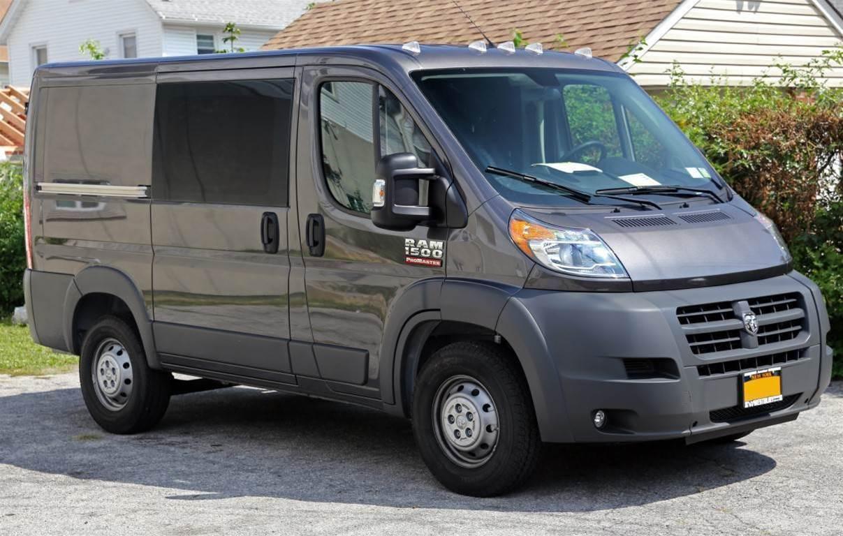 Fiat Chrysler recalls 1.25m trucks over software error
