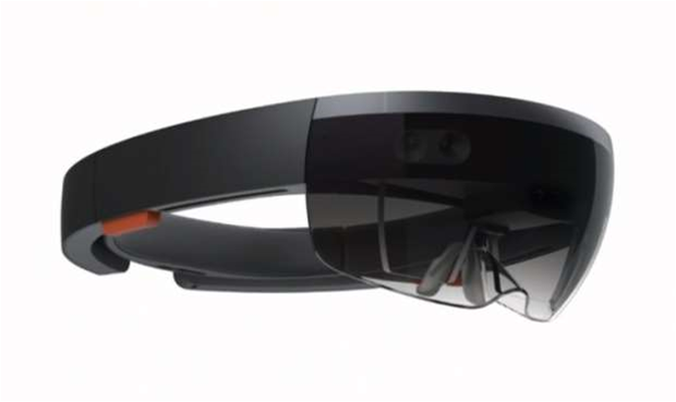 Hardware specs for Microsoft's Hololens leak - and it's Atom-based