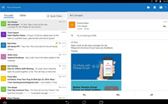 Outlook for Android comes out of preview