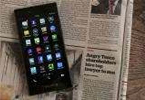 BlackBerry Leap: worth remembering who Blackberry is?