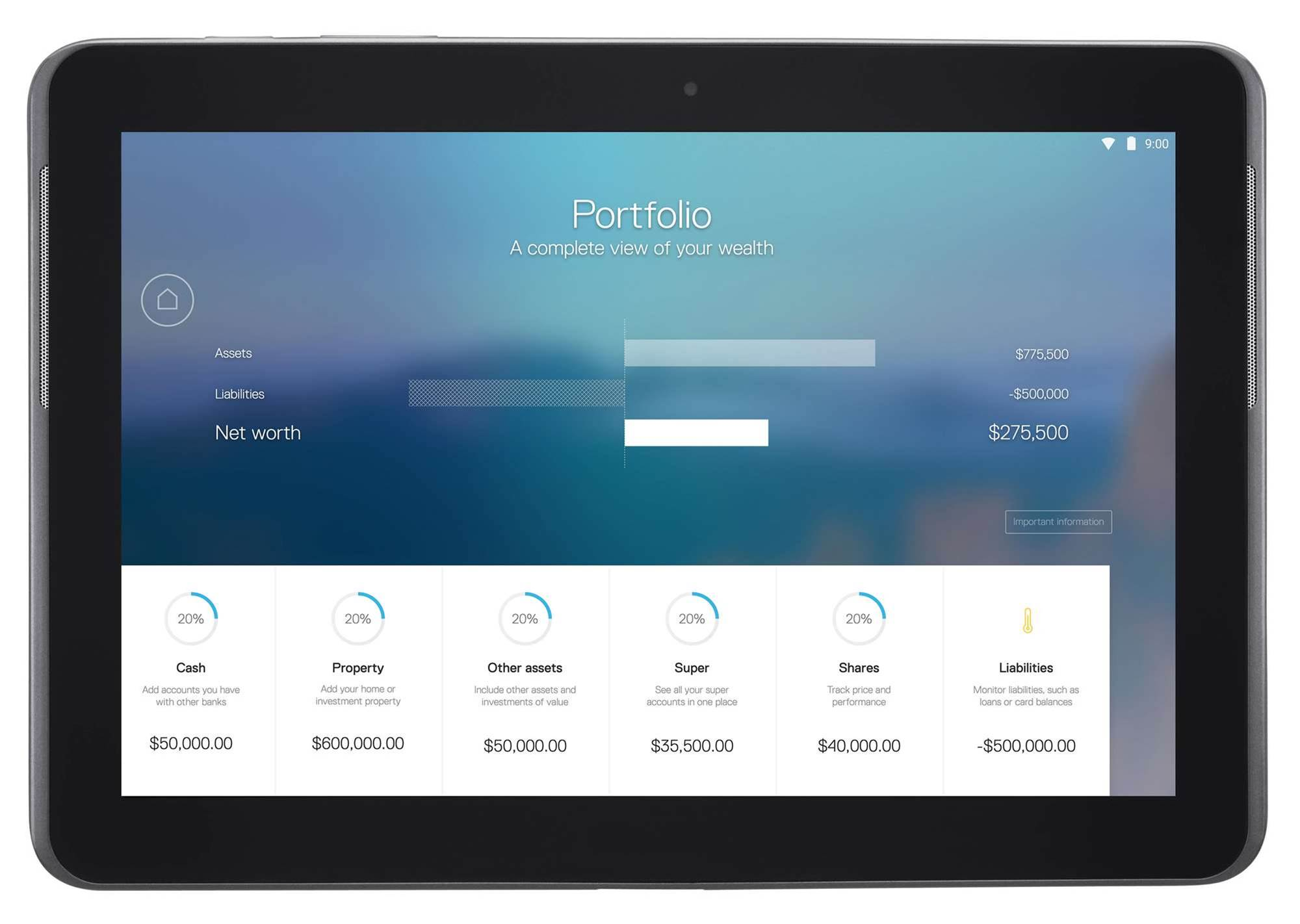 CBA launches single-view banking app for tablets