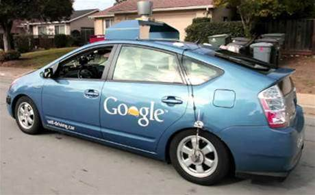 Google self-drive car rear-ended, three taken to hospital