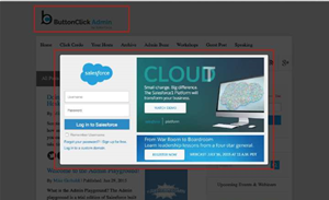 Salesforce cross-scripting flaw put users at risk