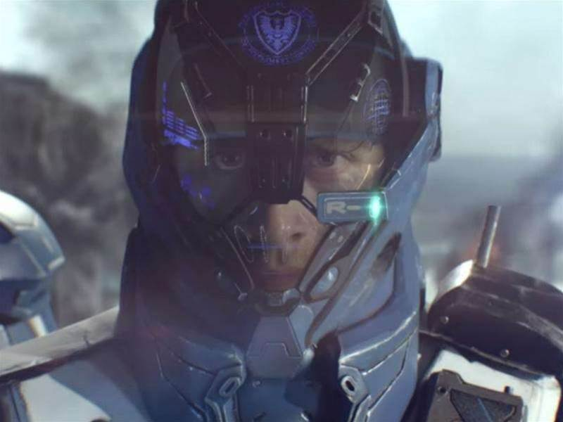 Check out first LawBreakers gameplay