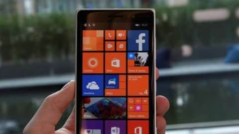 Windows 10 Mobile has a catch
