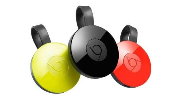 Chromecast 2 available in Australia now!