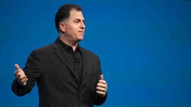 We needed partners to make EMC bid, says Michael Dell