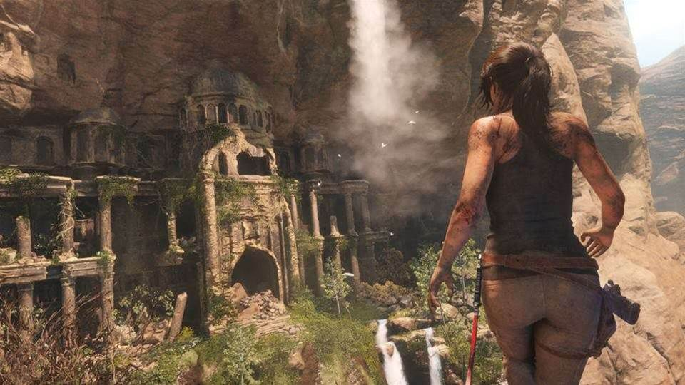 Rise of the Tomb Raider patch boosts PC performance