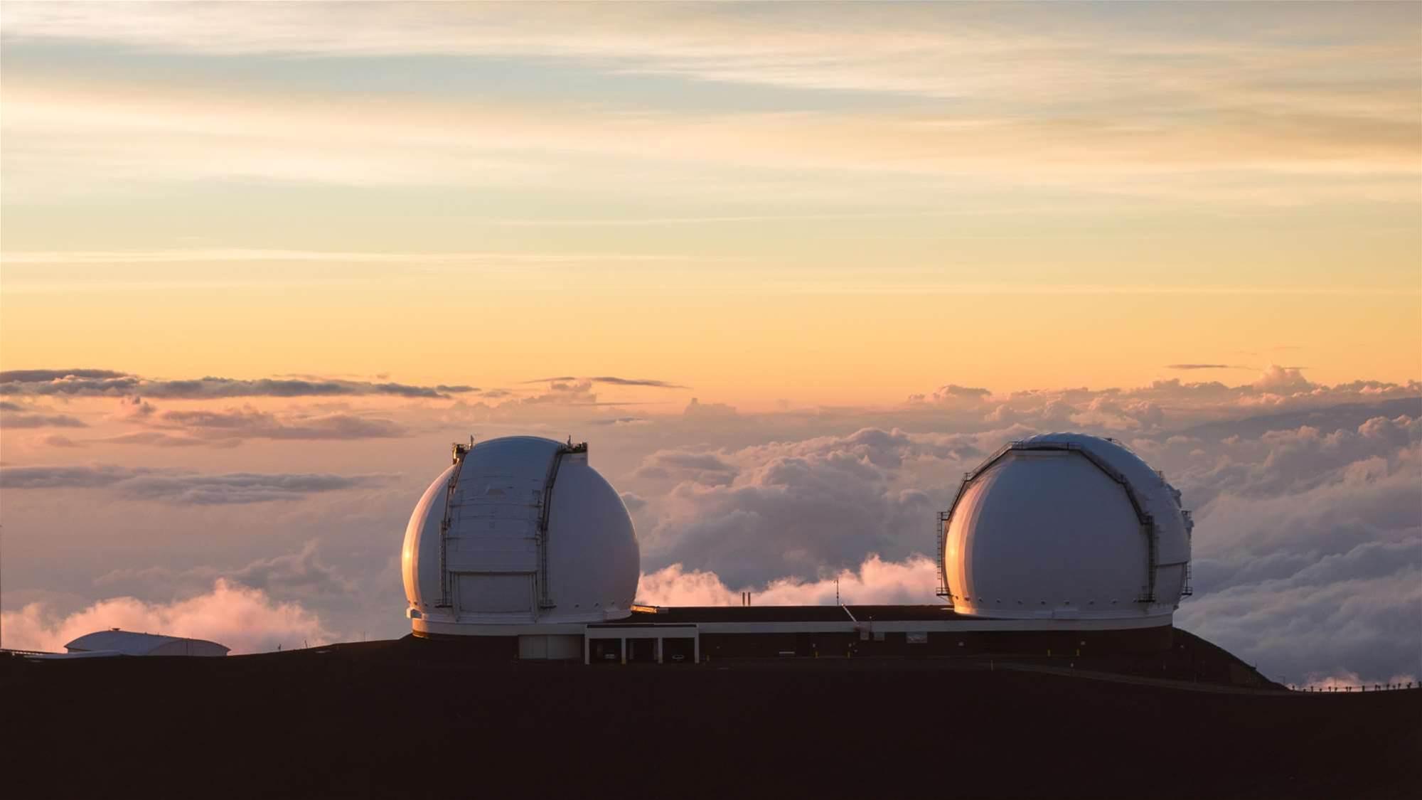 Hawaiian Court Halts Construction Of Thirty-Meter Telescope On Mauna Kea