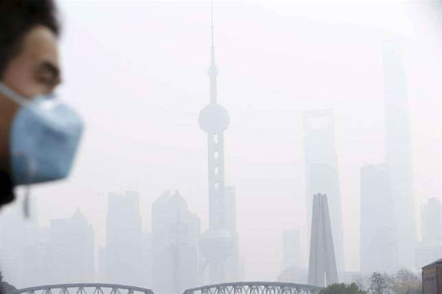 IBM, Microsoft predict China's smog levels