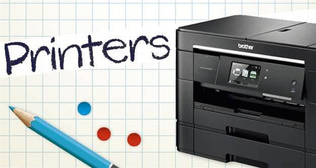 Back to School 2017: Printers