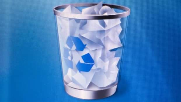 How to recover deleted files