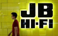 JB Hi-Fi cracks $2bn sales for half-year
