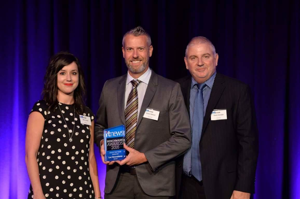 Qantas CIO takes out Benchmarks Industrial category