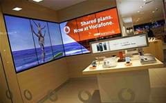 Fujifilm scores national display rollout for Vodafone