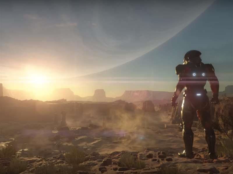 Why I unapologetically LOVE Mass Effect: Andromeda