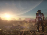 These are the first bugs Bioware is addressing in Mass Effect Andromeda