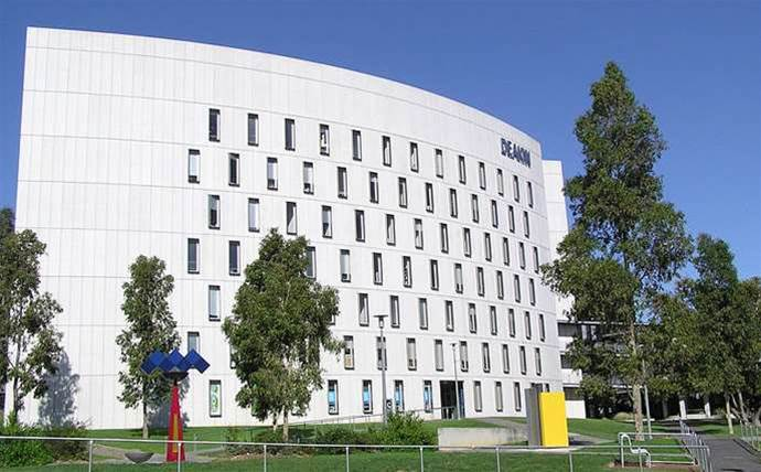 Deakin Uni to replace aged finance system with younger model