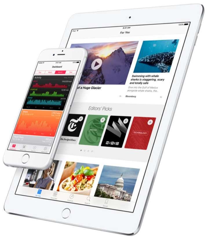 iOS 9.3 bug breaks web links