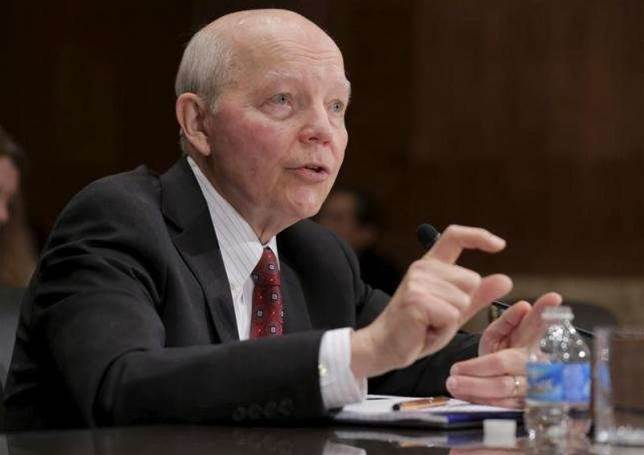 Call for US IRS chief to resign over handling of data breach