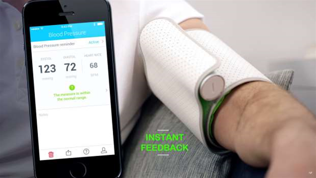 Nokia moves into digital health with 170 million Euro acquisition of Withings