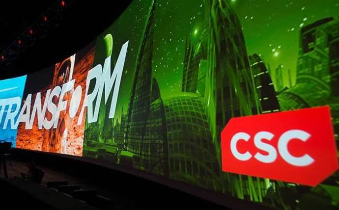 CSC adds 350 Aussie staff