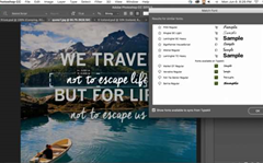 What's new in the 2016 Adobe Creative Cloud update