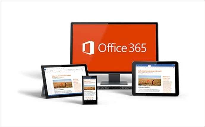 Ransomware hits Office 365