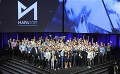 All the MAPA finalists named