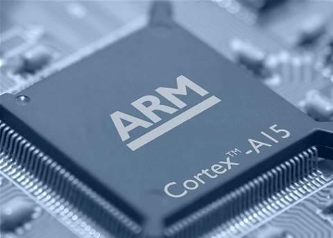 ARM pushes into supercomputer market