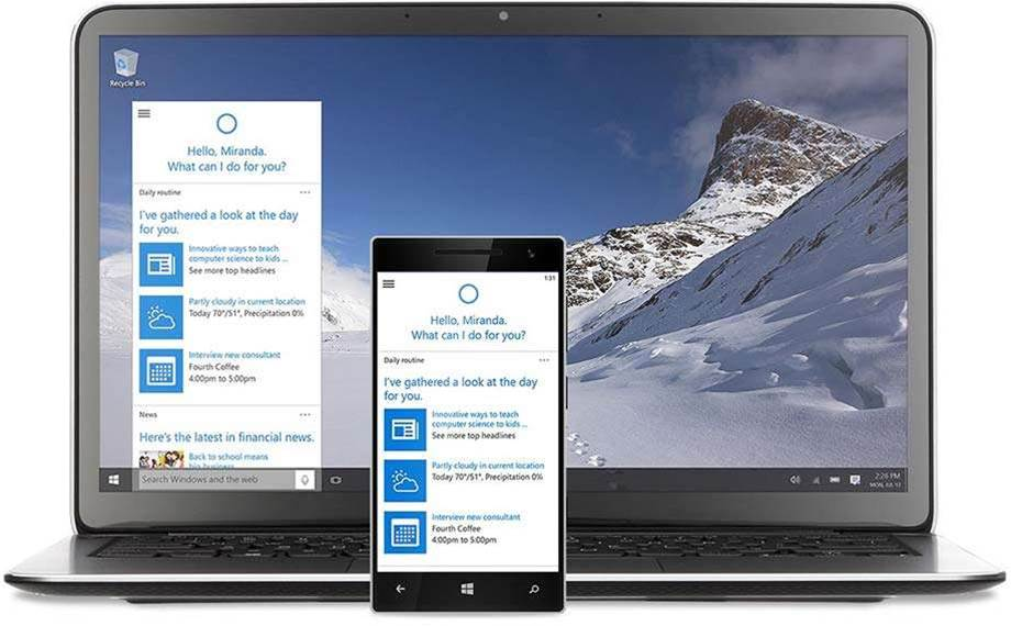 Windows 10 Anniversary update revealed