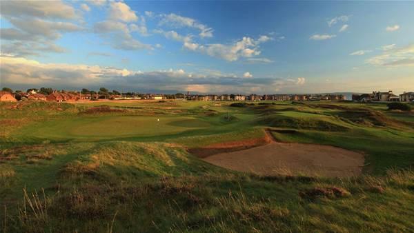 Unpredictable design = better golf